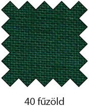 40 zöld