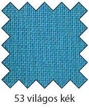 53 világos kék